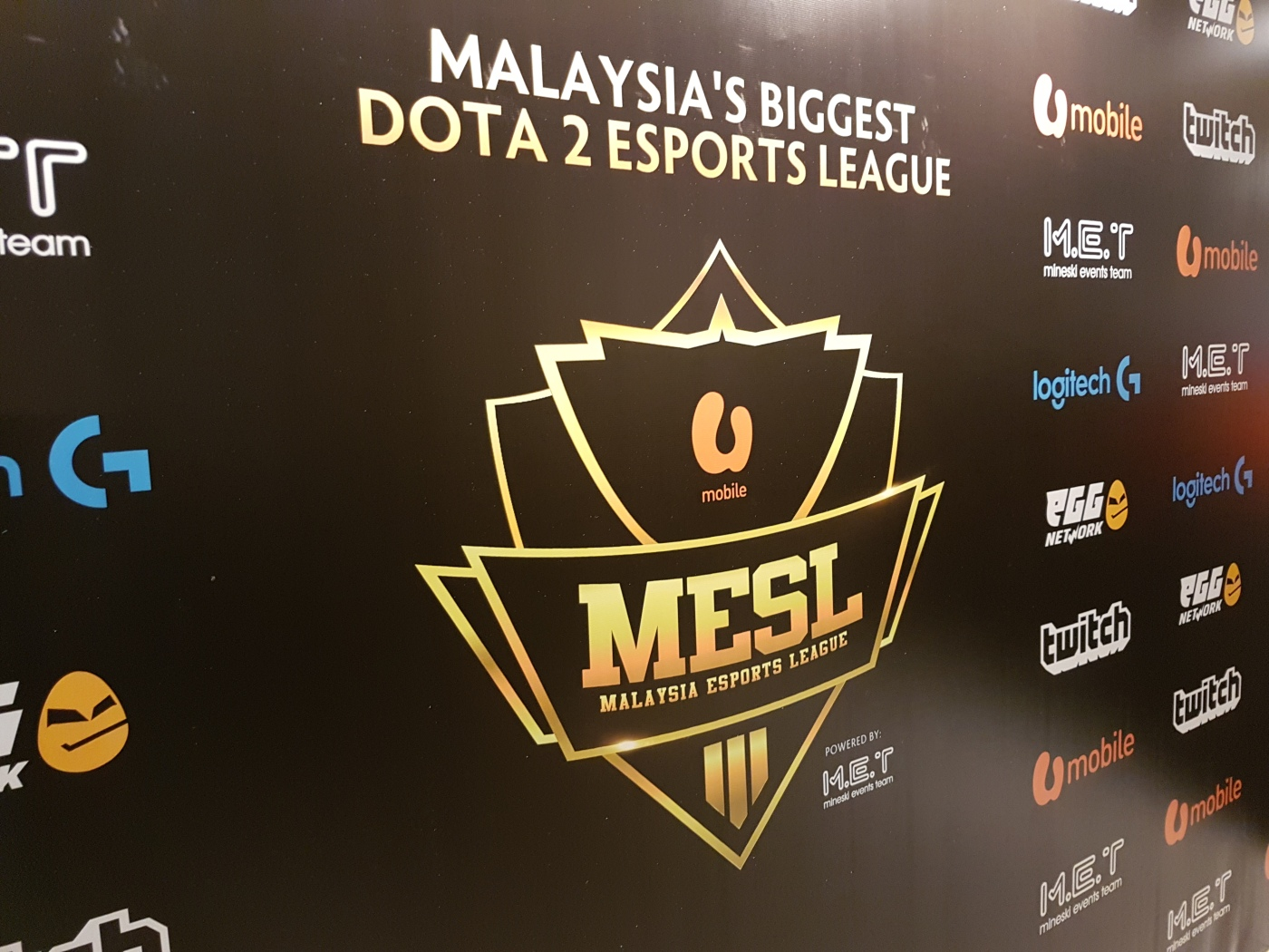 MESL will offer the largest prize pool ever for a Dota 2 tournament in Malaysia.