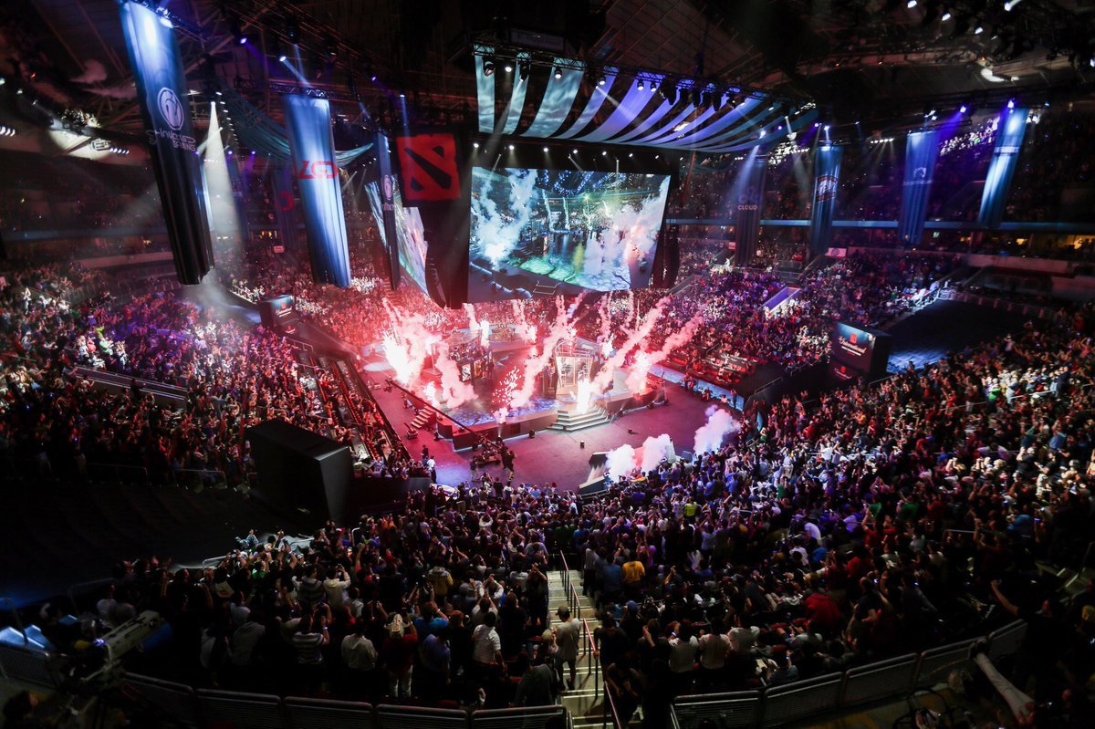 The International 2017 largest prize pool money in eSports.