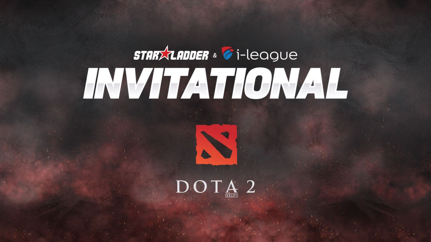 StarLadder i-League Invitational Kiev first Dota 2 minor